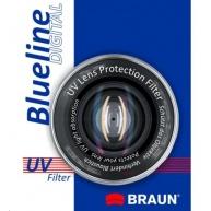 Braun filtr UV BlueLine 37 mm