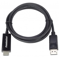 PREMIUMCORD Kabel DisplayPort - HDMI 1m