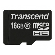 TRANSCEND MicroSDHC karta 32GB Class 10, bez adaptéru