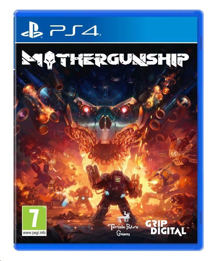 PS4 hra Mothergunship