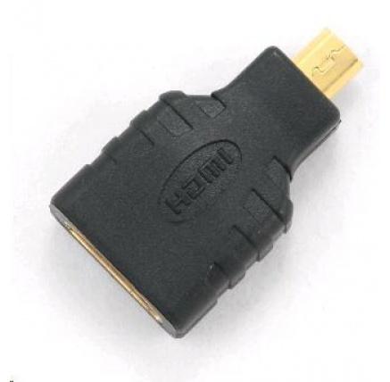 GEMBIRD Redukce HDMI / Micro HDMI (F/M)