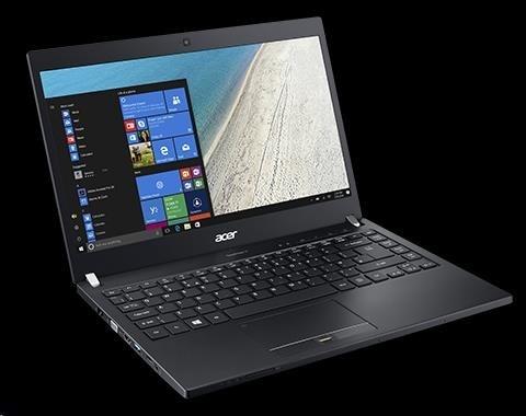 "ACER NTB TMP648-G3-M-789J - i7-7500U@2.7GHz,14"" FHD IPS mat,8GB,512GB SSD,čt.pk,intelHD,Wi-Fi,3čl,W10P,černá,2r on-site"