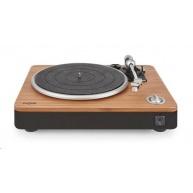 MARLEY Stir It Up - Signature Black, retro gramofon z přírodních materiálů