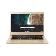 "ACER Chromebook 14 (CB514-1H-P776) - Pentium N4200,4GB LPDDR4,eMMC 128GB,HD Graphics,14"" FHD IPS,Google Chrome,zlatá"
