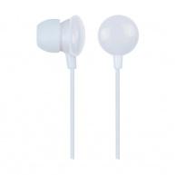GEMBIRD sluchátka MHP-EP-001 pro MP3, bílá