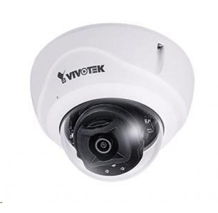 Vivotek FD9387-HTV, 5Mpix,až 30sn/s, H.265,motorzoom(100-30°), DI/DO,PoE,IR 50m, SNV, WDR120dB,MicroSDXC,antivandal,IP66