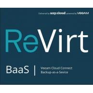 ReVirt BaaS (100GB/1M/VM)