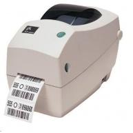 Zebra TLP2824 Plus, 8 dots/mm (203 dpi), řezačka, RTC, EPL, ZPL, Dual-IF