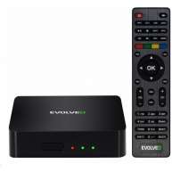 EVOLVEO Hybrid Box T2, Android & DVB-T2 multimediální centrum