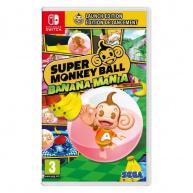 SWITCH hra Super Monkey Ball Banana Mania Launch edition