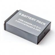 MadMan Baterie pro Canon LP-E12
