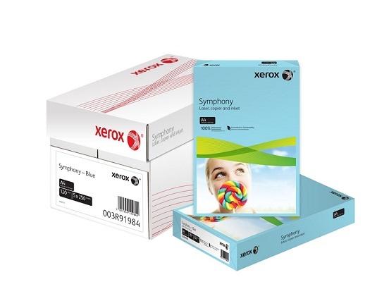 Xerox barevný papír Žlutá (80g/100 listů, A4) - Symphony - Pastel