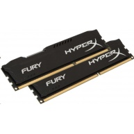 DIMM DDR4 16GB 2400MHz CL15 (Kit of 2) KINGSTON HyperX FURY Black