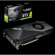 ASUS VGA NVIDIA TURBO-RTX2070-8G, RTX 2070, 8GB, GDDR6