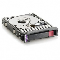 "HP HDD SAS DP 300GB 10k 2.5"" 3G HP ENT SFF Refurbished"