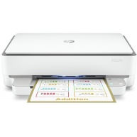 HP All-in-One Deskjet SMART PLUS Ink Advantage 6075 (A4, USB, Wi-Fi, BT, Print, Scan, Copy)