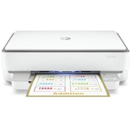 HP All-in-One Deskjet SMART PLUS Ink Advantage 6075 (A4, USB, Wi-Fi, BT, Print, Scan, Copy)