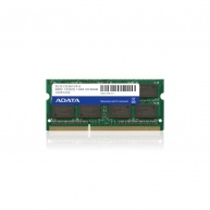 SODIMM DDR3 8GB 1333MHz CL9 ADATA memory, 512x8, Retail