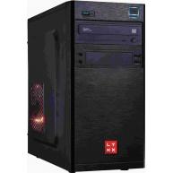 LYNX Easy i3-8100 4G 240G SSD DVD±RW W10 HOME
