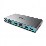 iTec USB-C 4K Travel dokovací stanice