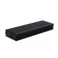 iTec MySafe USB-C M.2 NVMe Drive Metal External Case 10 Gbps