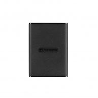 TRANSCEND externí SSD USB 3.1 Gen.2, Type C, ESD230C, 240GB, Black