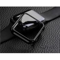COTEetCI polykarbonátové pouzdro pro Apple Watch 42 mm černé