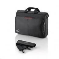 FUJITSU brašna - Prestige Top Case 15 - up to 385 x 265 x 35 mm (15.6 inch) Material: Polyester D840 black