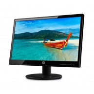 "LCD HP Monitor 19k LED backlight AG; 18,5"" matný; 1366 x 768; 6M:1, 200cd, 5ms, 1xVGA, černý"
