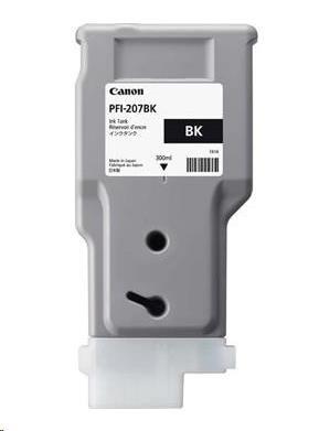 Canon Zásobník inkoustu PFI-207 BK