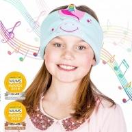 Snuggly Rascals - dětská sluchátka Unicorn (v.2)
