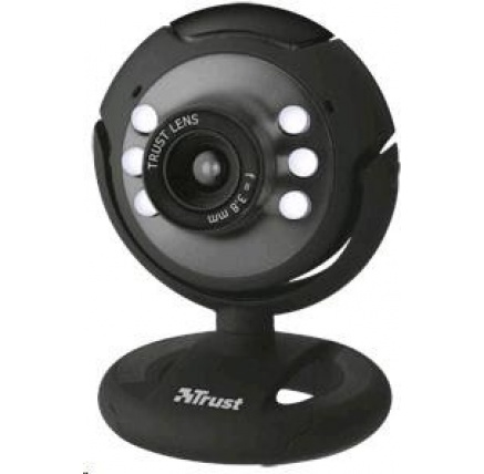 TRUST Kamera SpotLight Webcam, USB 2.0