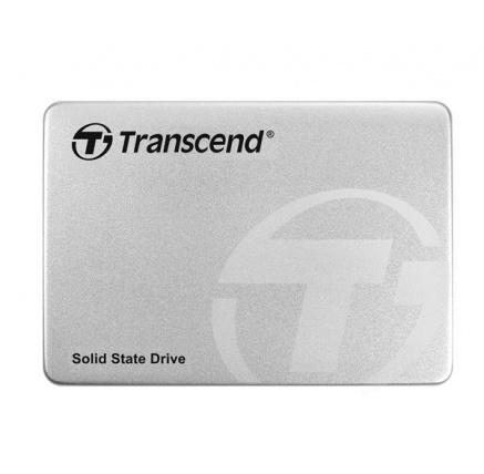 TRANSCEND SSD 370S, 32GB, SATA III 6Gb/s, MLC (Premium), Aluminium Case