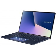 "ASUS NB Zenbook - 14"" IPS FHD, i5–10210U, 8GB, 512GB SSD, NVIDIA GeForce MX350, W10H, modrá"