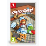 Switch hra Overcooked! - Special Edition