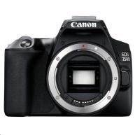 Canon EOS 250D zrcadlovka + EF-S 18-55mm f/3.5-5.6 III + CB-SB130 + 16GB
