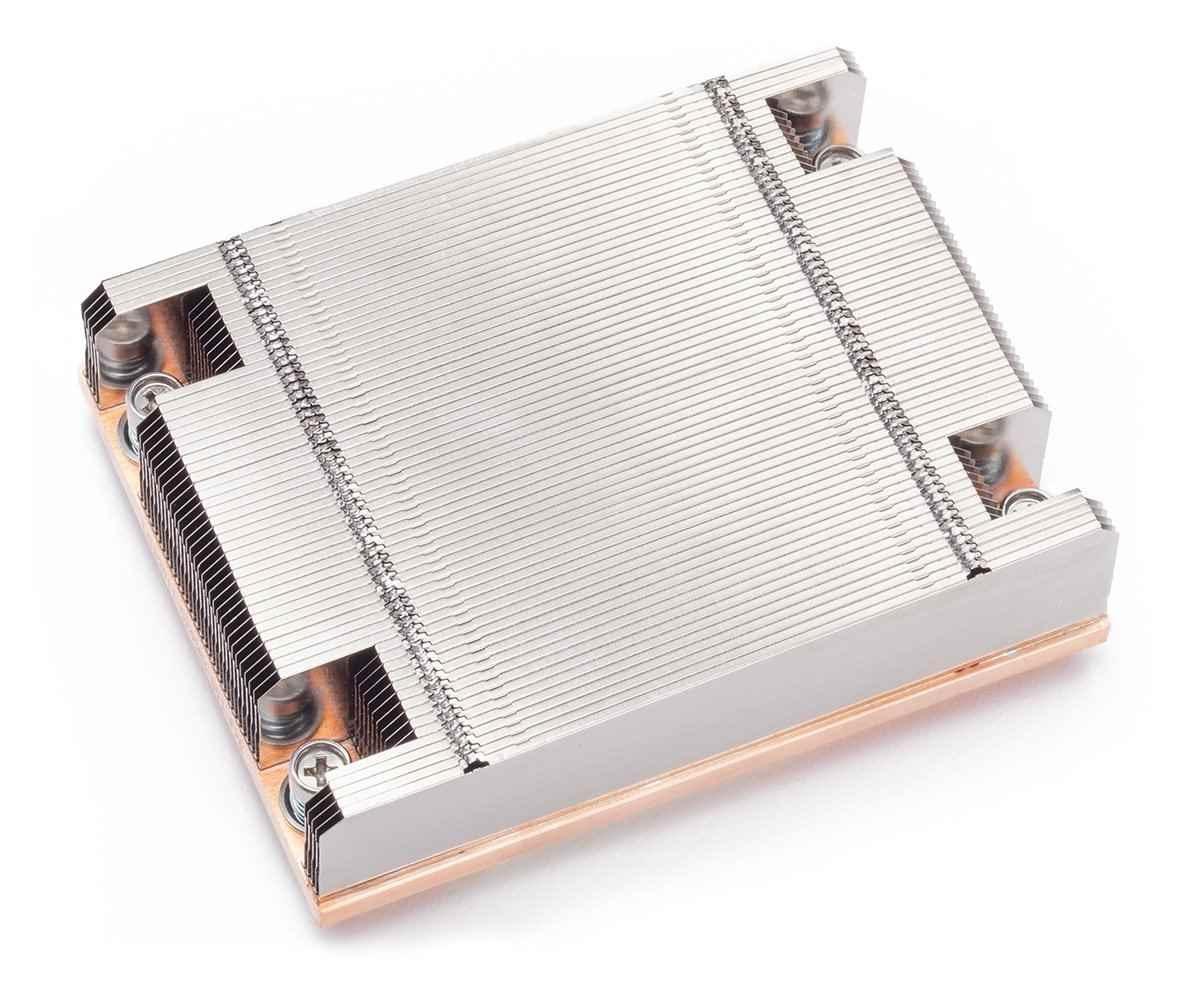 INTEL chladič 1U Heat Sink FXXCA91X91HS (Cu/Al 91mmx91mm) for Intel Compute Modules