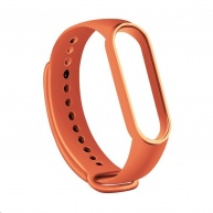 RhinoTech for Xiaomi Mi Band 5 Strap Orange