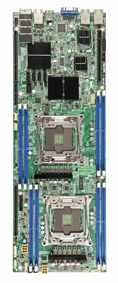 Intel Server Board S2600KPTR (KENNEDY PASS), OEM 10-pack