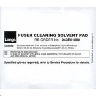 KATUN Impregnované utěrky na čištění fixace - 10 ks, LONGS