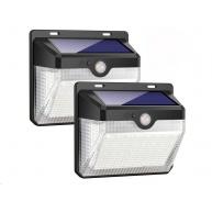 Viking venkovní solární LED světlo M60 s pohybovým senzorem