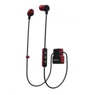 Sluchátka do uší s Bluetooth-čevená-SE-CL5BT-R