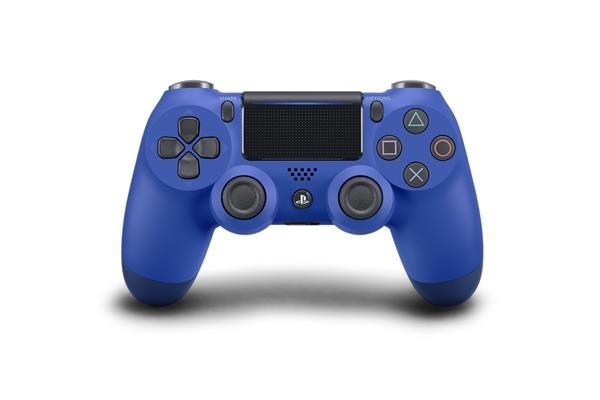 SONY PS4 Dualshock verze II - modrý