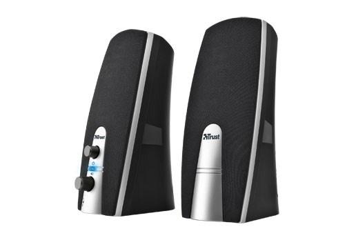 BAZAR TRUST Reproduktory 2.0 MiLa Speaker Set (POŠKOZENÝ OBAL)