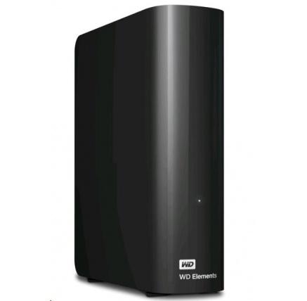 "WD Elements Desktop 2TB Ext. 3.5"" USB3.0, Black"