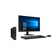 LENOVO PC ThinkCentre M75q-1 Tiny - Ryzen 5 PRO 3400GE@3.3GHz,8GB,256SSD,Vega 11,DP,USB,HDMI,W10P,3r on-site