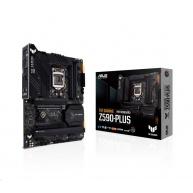 ASUS MB Sc LGA1200 TUF GAMING Z590-PLUS, Intel Z590, 4xDDR4, 1xDP, 1xHDMI