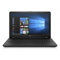 "NTB HP 15-bs150nc 15.6"" AG SVA HD WLED,Intel i3-5005U dual,4GB,500GB/5400,DVDRW,UMA,Win10 - black"