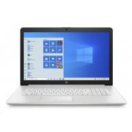 NTB HP 17-by0032nc, 17.3,SVA AG HD+, Pentium Silver N5000, 8GB DDR4, SSD 256GB, Intel UHD Graphics,Win10,Natural silver