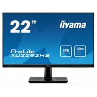 iiyama ProLite XU2292HS-B1, 54.6cm (21.5''), Full HD, black